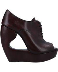 Alaïa - Lace-up Shoe - Lyst