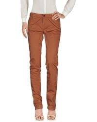 Le Full - Casual Trouser - Lyst