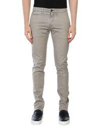 Siviglia - Casual Trousers - Lyst
