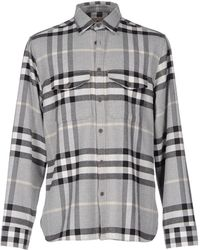 9a57c6495f4 Lyst - Women s Burberry Brit Tops Online Sale