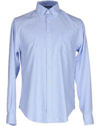 Pedro Del Hierro Madrid - Shirt - Lyst