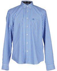 Burberry Brit - Matlock Gingham Long-sleeve Sport Shirt - Lyst