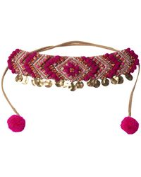 Deepa Gurnani - Necklace - Lyst