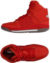 DSquared² - High-tops & Trainers - Lyst