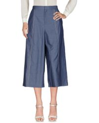 Raoul - 3/4-length Trousers - Lyst