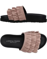 LORENA PAGGI - Sandals - Lyst