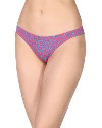 EA7 - Bikini Bottoms - Lyst