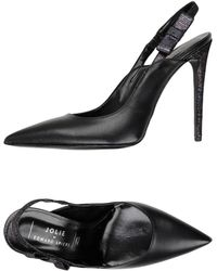 Jolie By Edward Spiers - Pump - Lyst