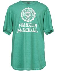 Franklin & Marshall T-shirt - Green