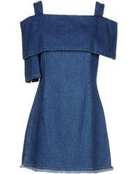 Steve J & Yoni P - Short Dresses - Lyst