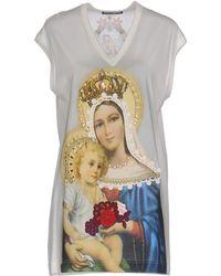 Dolce & Gabbana - T-shirts - Lyst
