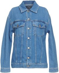 Jeremy Scott - Denim Outerwear - Lyst