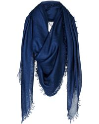 Cruciani - Square Scarves - Lyst