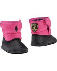 Ralph Lauren - Newborn Shoes - Lyst
