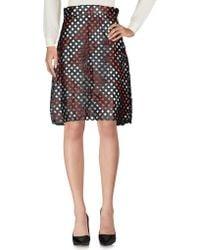 Gas - Knee Length Skirt - Lyst