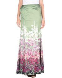 Armani Jeans - Long Skirt - Lyst