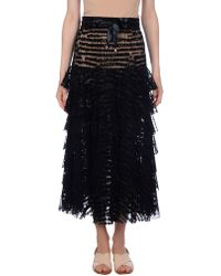 Nicopanda - 3/4 Length Skirt - Lyst