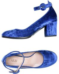 Alberto Gozzi - Court Shoes - Lyst