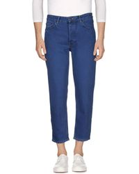 Won Hundred | Denim Trousers | Lyst
