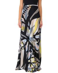 87026ee471 Antonio Berardi - Long Skirt - Lyst