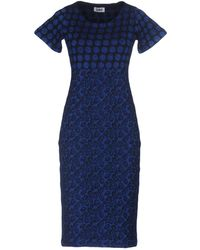 Sonia by Sonia Rykiel - Knee-length Dress - Lyst