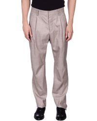 Maison Margiela - Casual Pants - Lyst