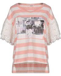 Brigitte Bardot - T-shirt - Lyst