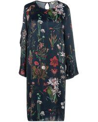 Shirtaporter - Knee-length Dress - Lyst