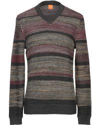 532ea4feffed Lyst - Men s BOSS Orange Sweaters and knitwear