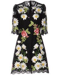 1a56b761aaaed8 Damen Dolce & Gabbana Mini- und kurze Kleider ab 200 € - Lyst