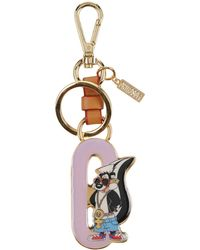 Moschino - Key Ring - Lyst