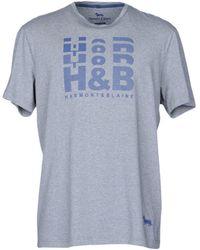 Harmont & Blaine | T-shirt | Lyst