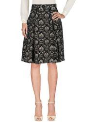 So Nice - Knee Length Skirt - Lyst