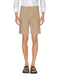 7 For All Mankind - Bermuda Shorts - Lyst