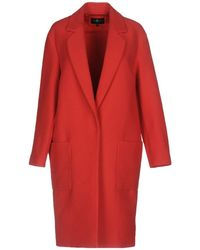 7 For All Mankind - Coat - Lyst