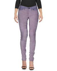Superfine - Denim Trousers - Lyst