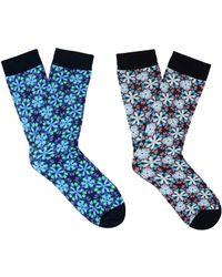Falke - Short Socks - Lyst