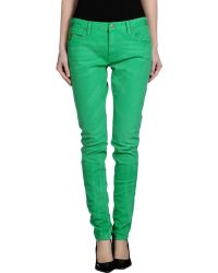 Pink Pony - Denim Trousers - Lyst