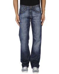 Mavi Jeans - Denim Trousers - Lyst