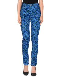 Calla - Denim Trousers - Lyst