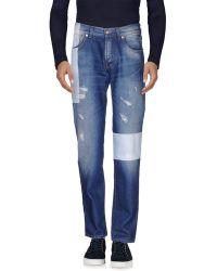 Saucony | Denim Pants | Lyst