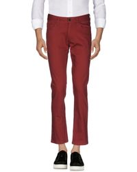Brixton - Denim Trousers - Lyst