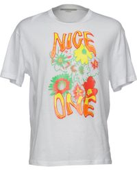 Stella McCartney - T-shirt - Lyst