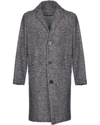 Roberto Collina - Coat - Lyst