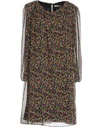 BGN - Short Dresses - Lyst