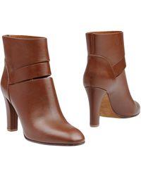 Agnona - Ankle Boots - Lyst