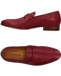 A.Testoni - Loafers - Lyst