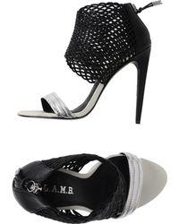 L.A.M.B. - Sandals - Lyst