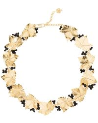 Aurelie Bidermann - Necklace - Lyst