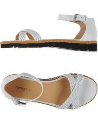 Zamagni - Sandals - Lyst